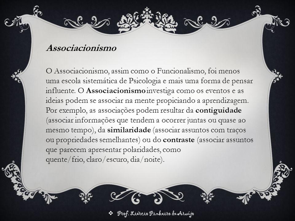 Associacionismo