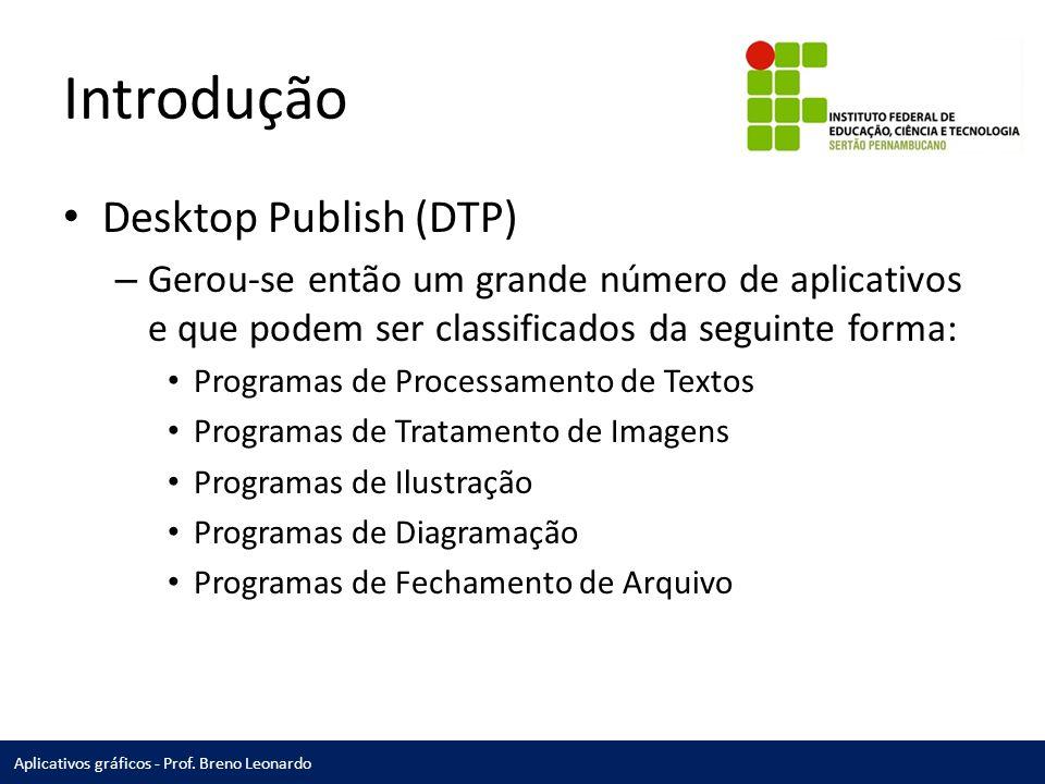 Introdução Desktop Publish (DTP)