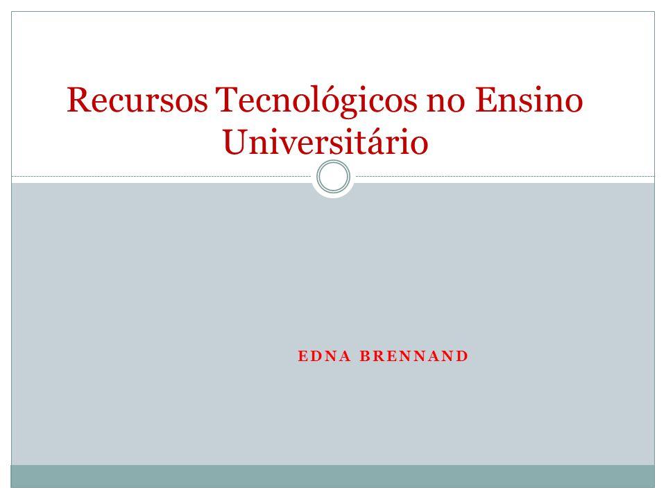 Recursos Tecnológicos no Ensino Universitário