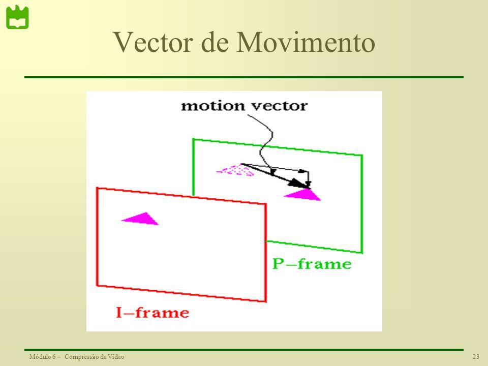 Vector de Movimento