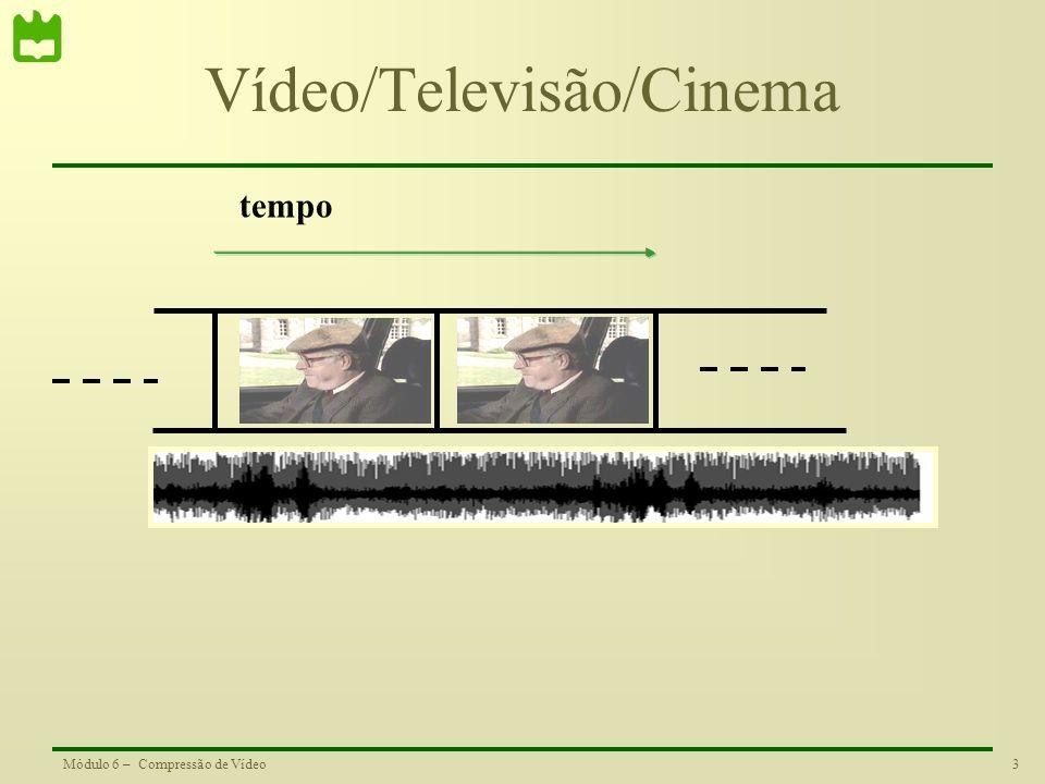 Vídeo/Televisão/Cinema