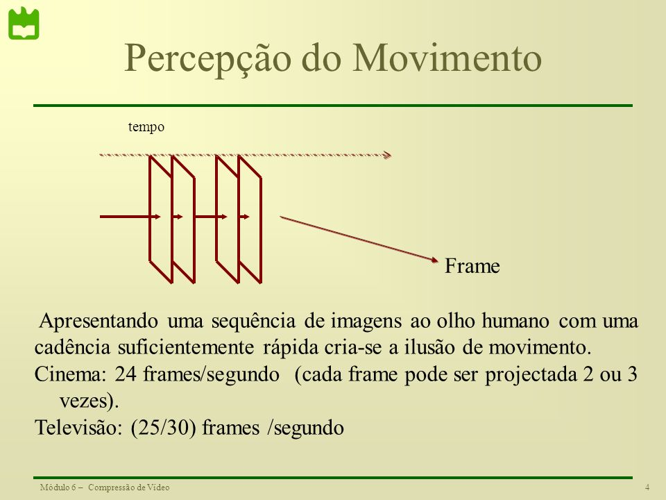 Percepção do Movimento
