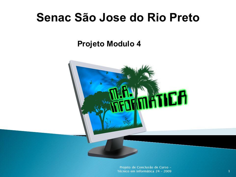 Senac São Jose do Rio Preto