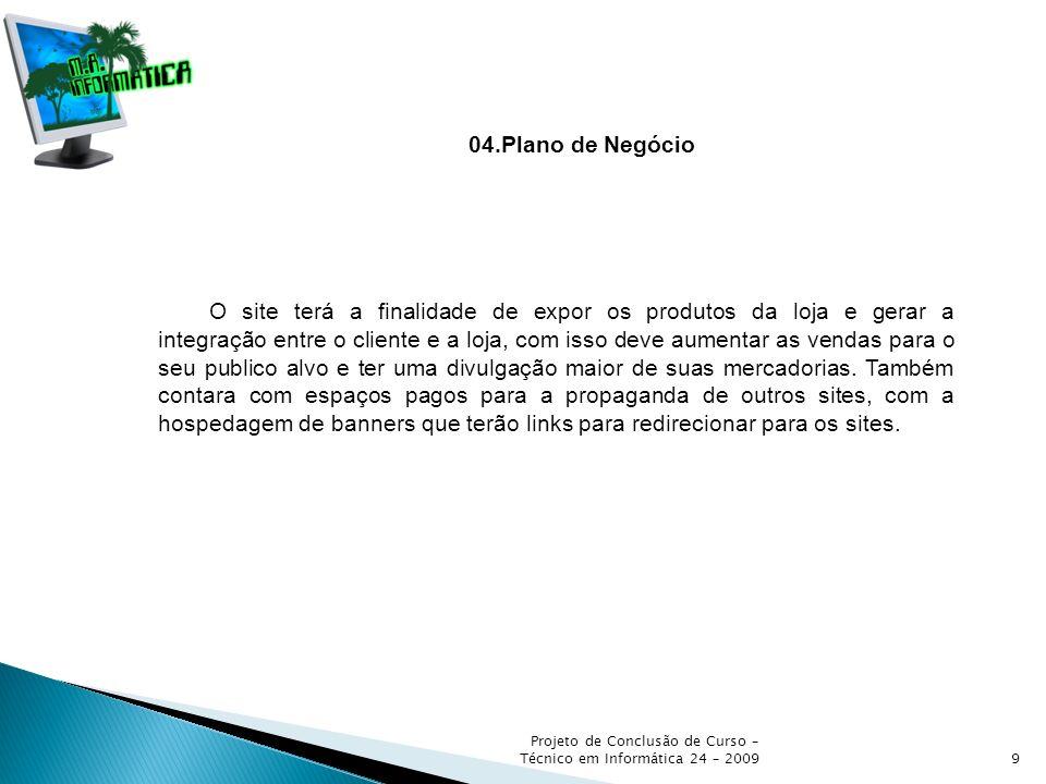 04.Plano de Negócio