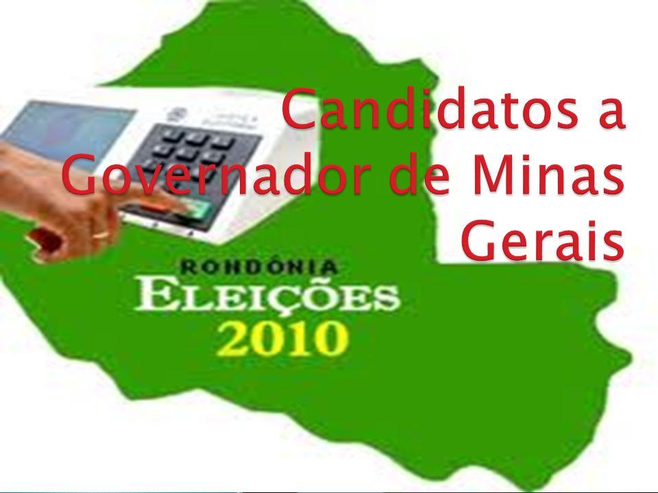Candidatos a Governador de Minas Gerais