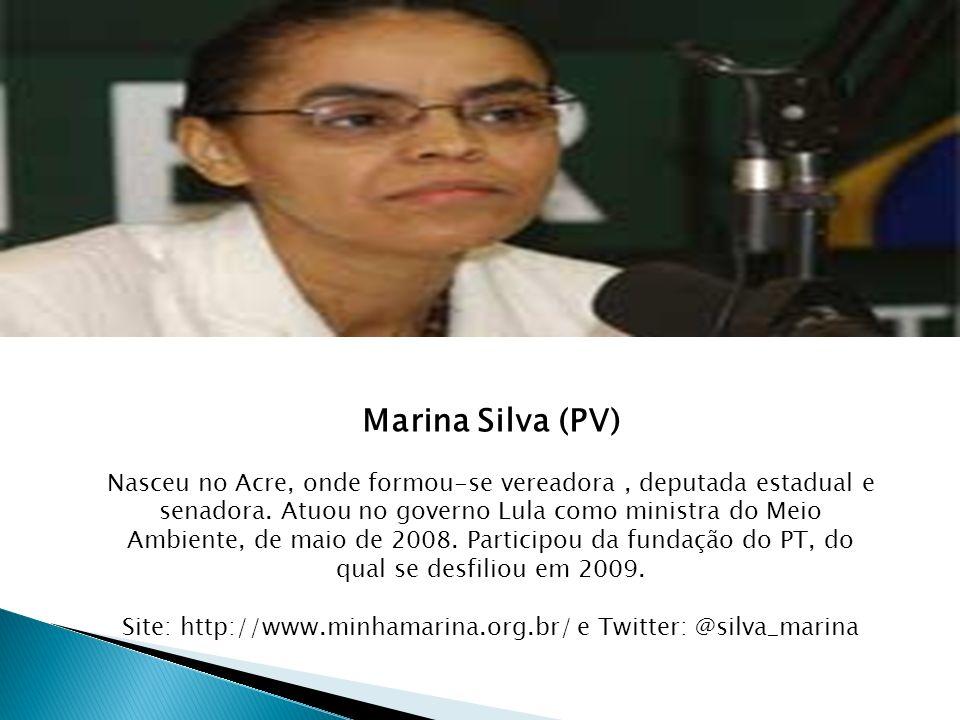 Site: http://www.minhamarina.org.br/ e Twitter: @silva_marina