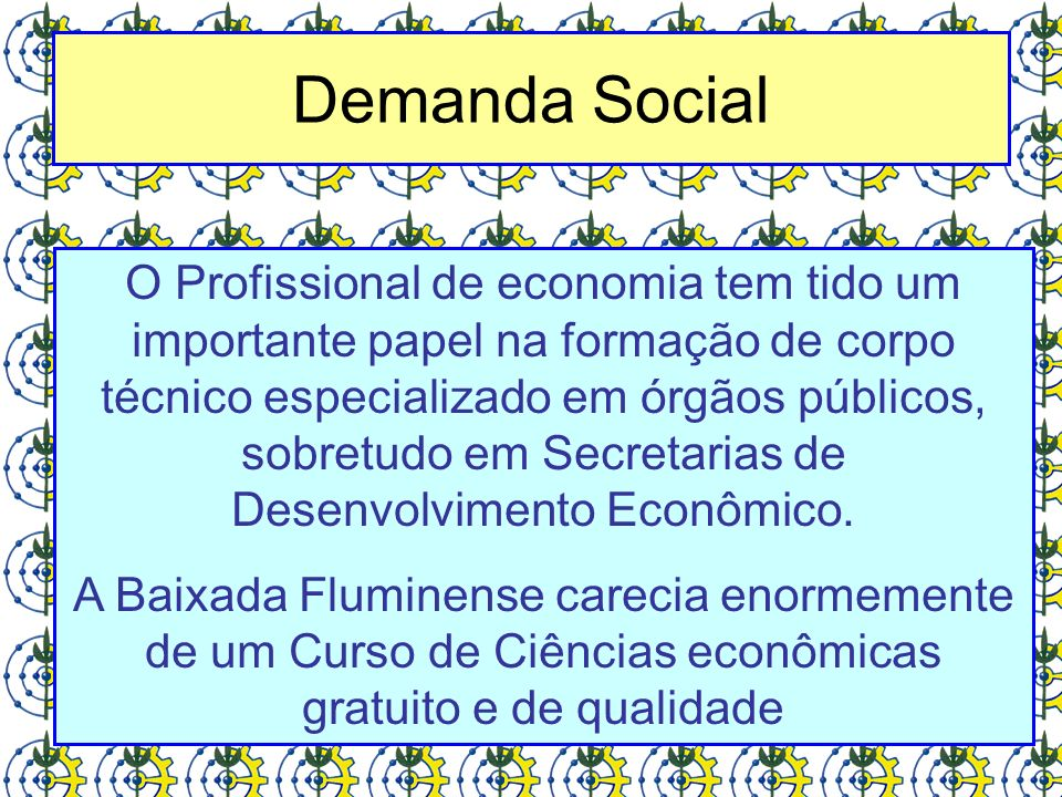 Demanda Social