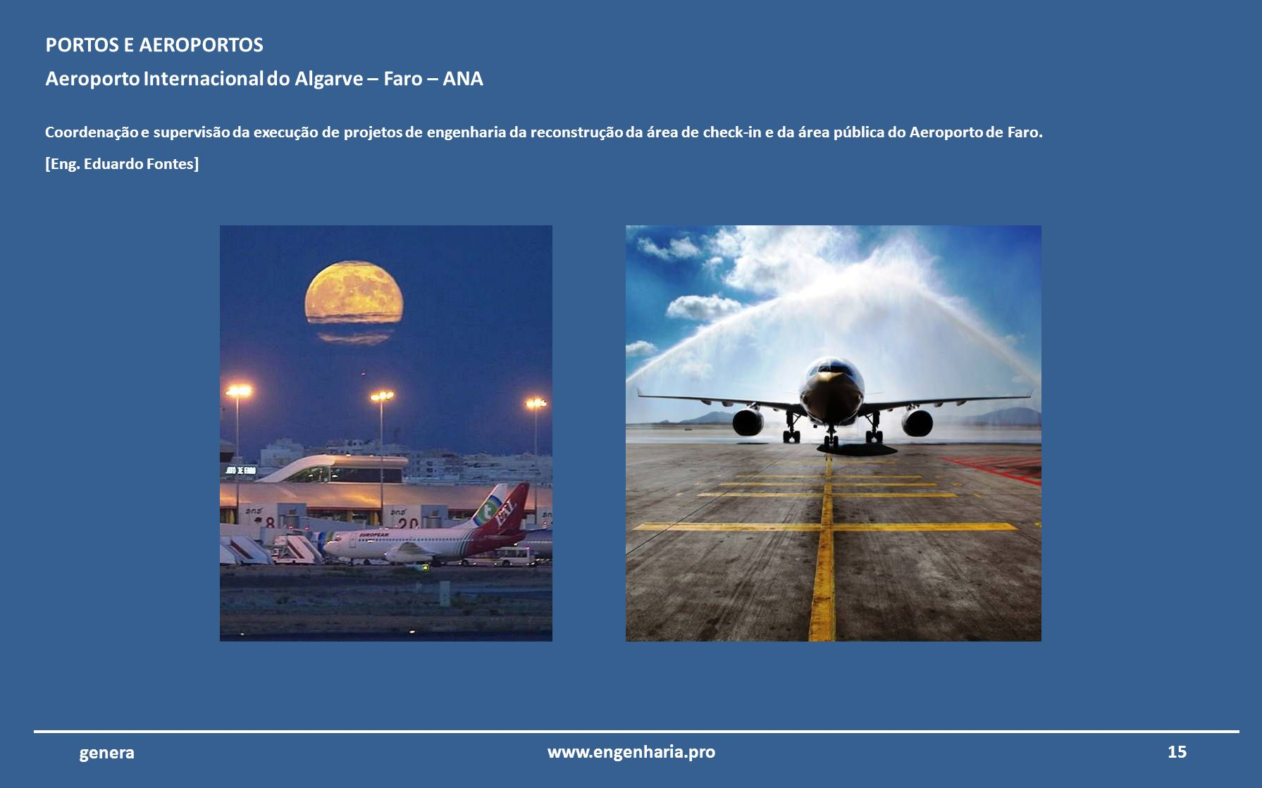 Aeroporto Internacional do Algarve – Faro – ANA