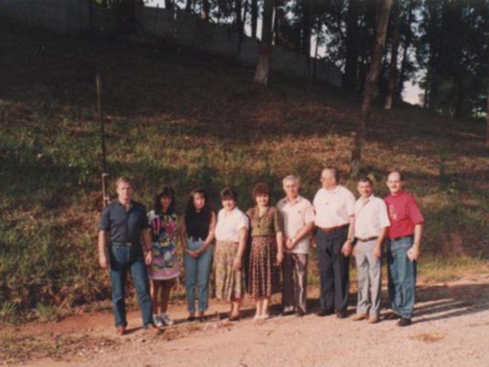 em 1992 a MI recebeu a visita do Frei Rufino e de mílites do Paraguai, que fizeram um estágio em Santo André e levaram o programa Consagração a Nossa Senhora para aquele país