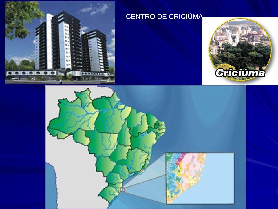 CENTRO DE CRICIÚMA