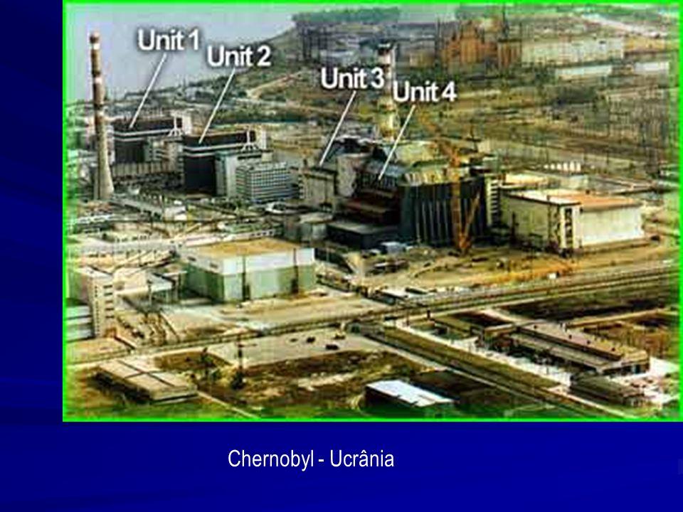 Chernobyl - Ucrânia