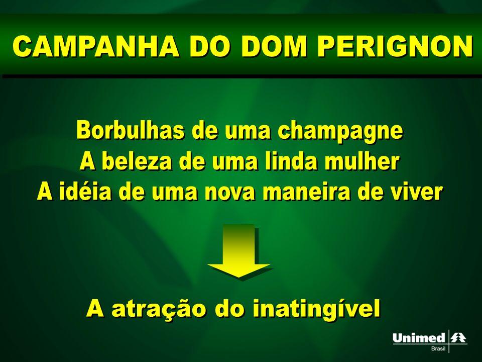 CAMPANHA DO DOM PERIGNON