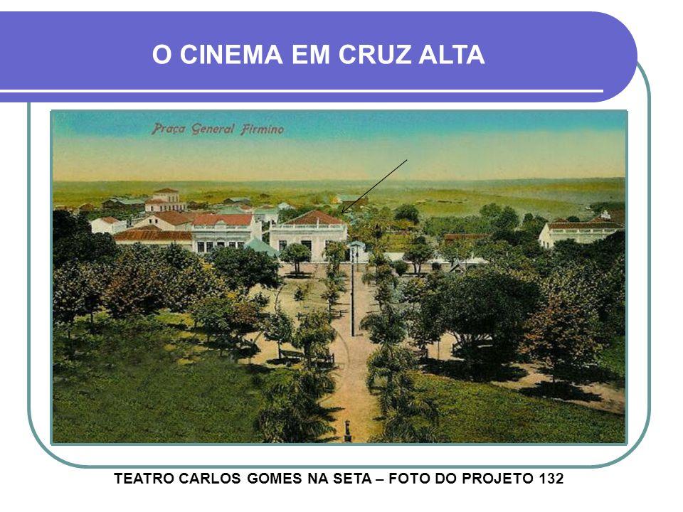 TEATRO CARLOS GOMES NA SETA – FOTO DO PROJETO 132