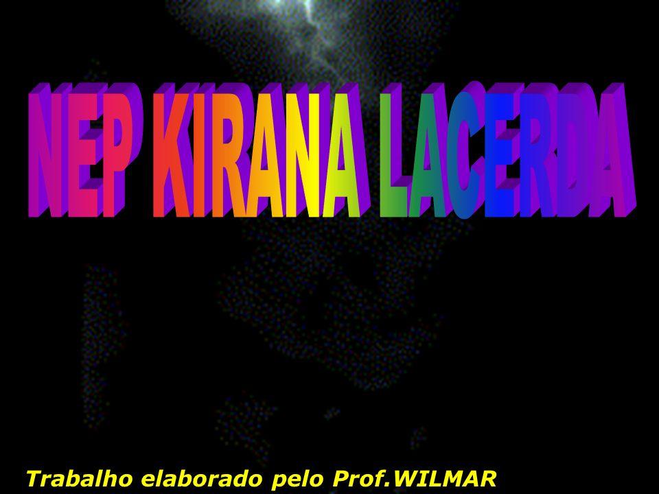 NEP KIRANA LACERDA Trabalho elaborado pelo Prof.WILMAR