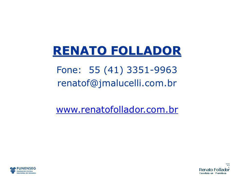 RENATO FOLLADOR Fone: 55 (41) 3351-9963 renatof@jmalucelli.com.br