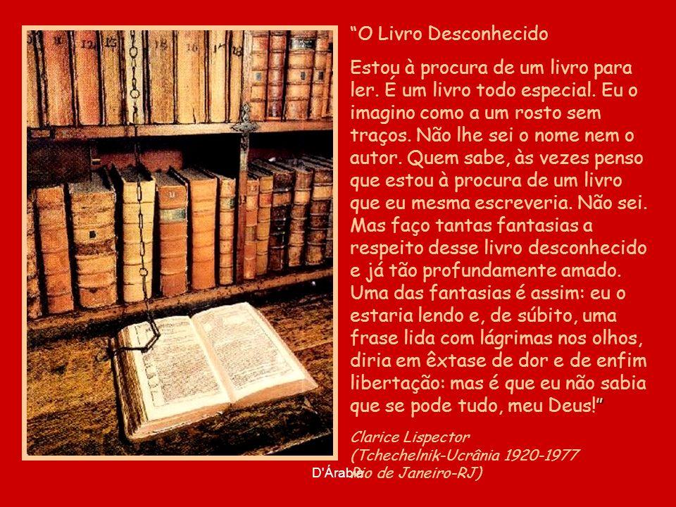 O Livro Desconhecido