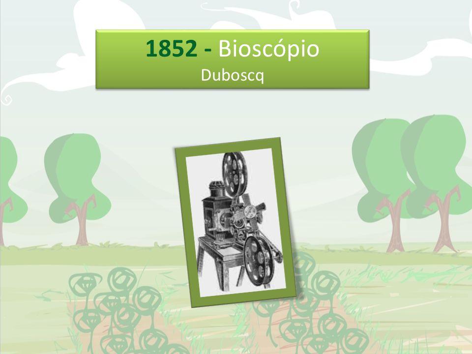 1852 - Bioscópio Duboscq