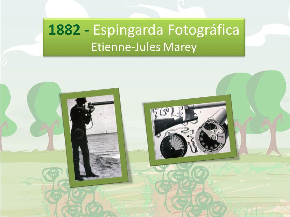 1882 - Espingarda Fotográfica