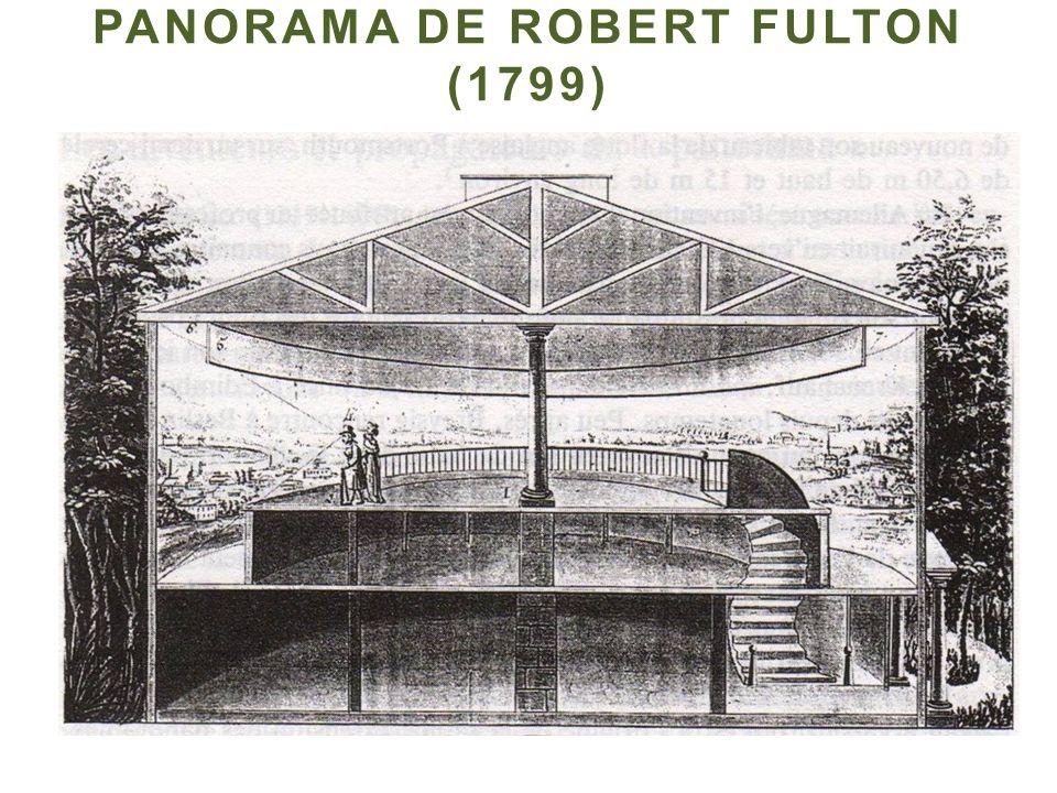 PANORAMA DE ROBERT FULTON (1799)