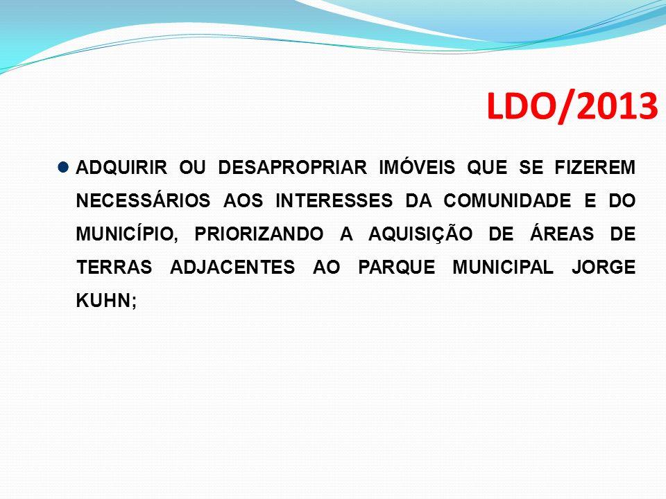 LDO/2013