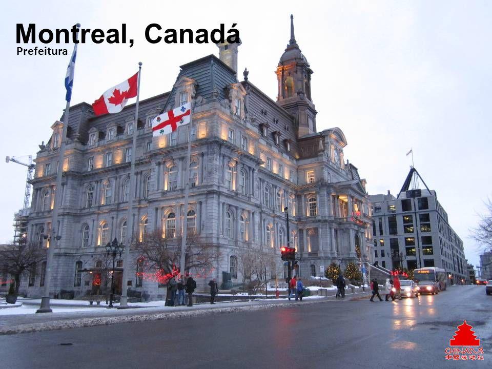 Montreal, Canadá Prefeitura