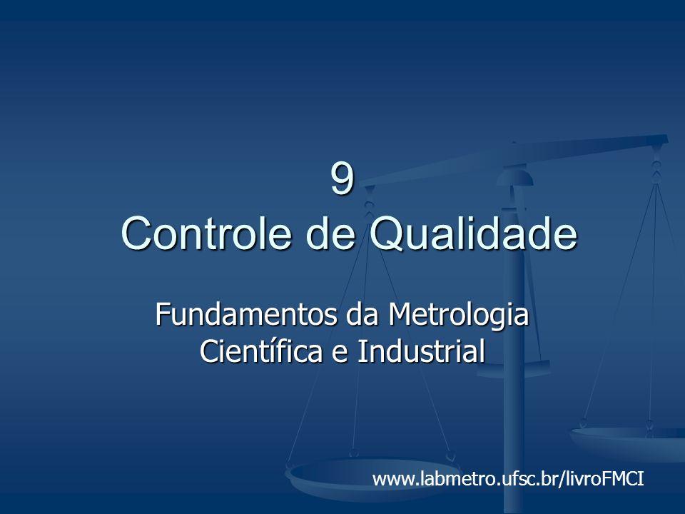 Fundamentos da Metrologia Científica e Industrial
