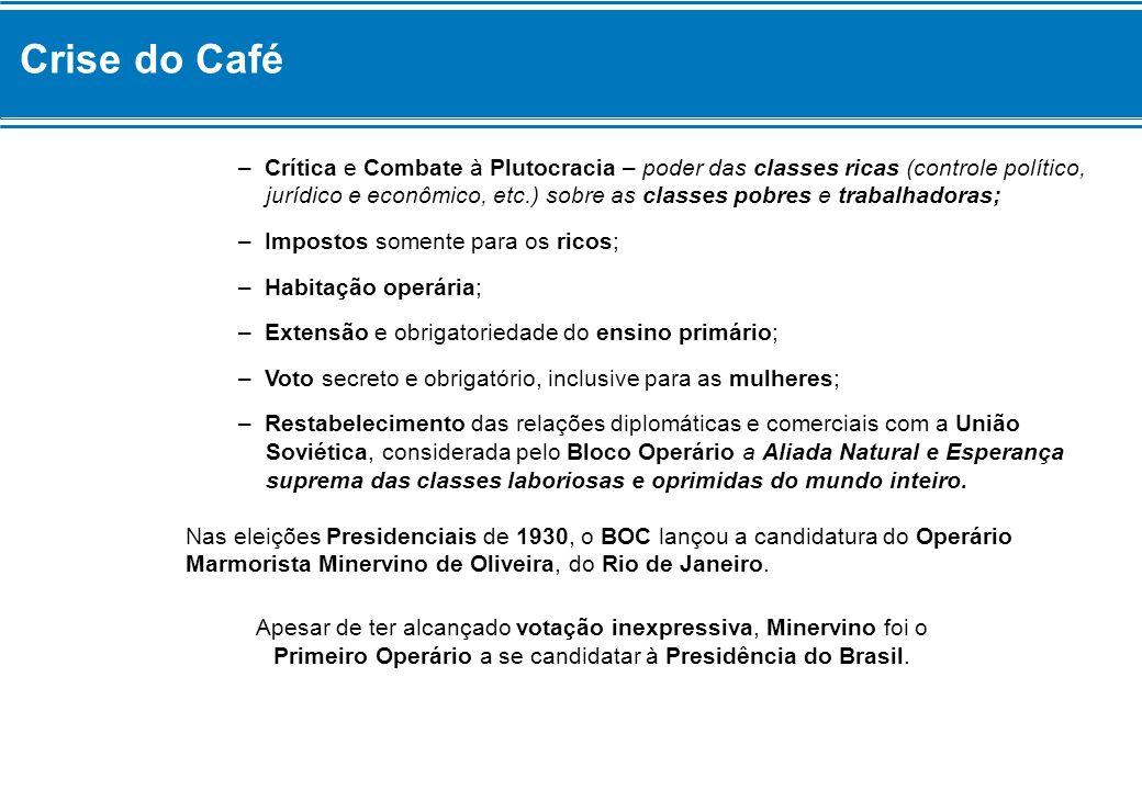 Crise do Café