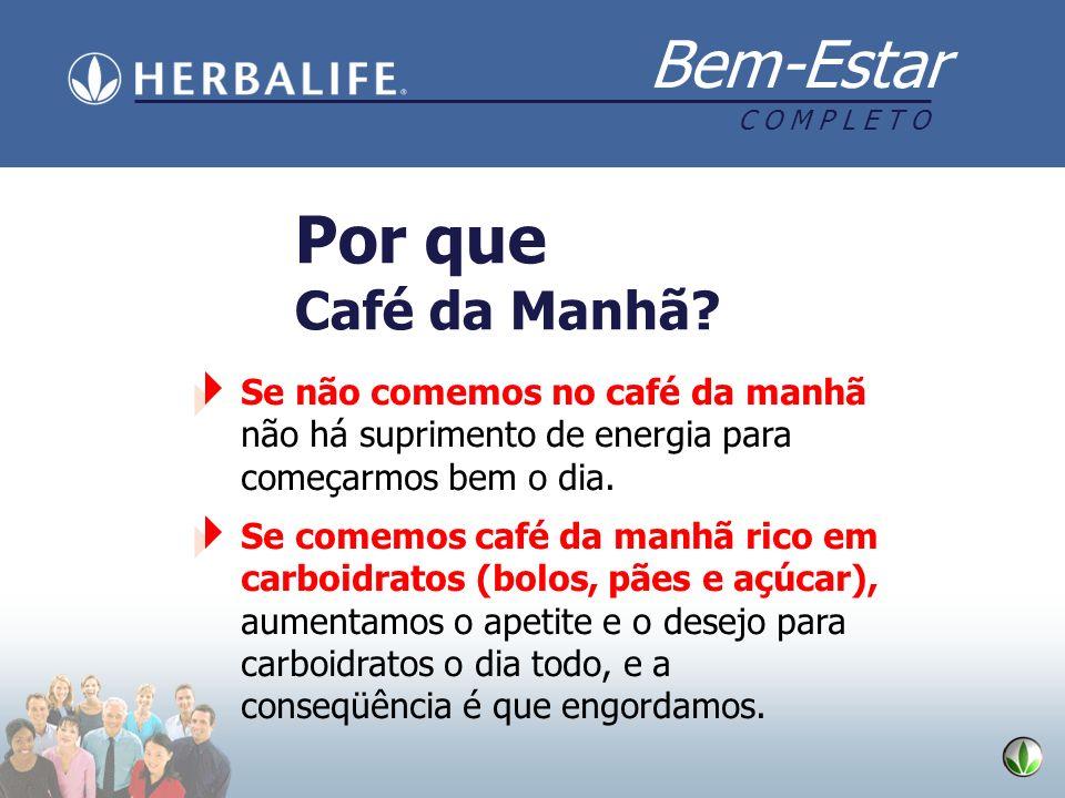 Por que Café da Manhã Se não comemos no café da manhã não há suprimento de energia para começarmos bem o dia.