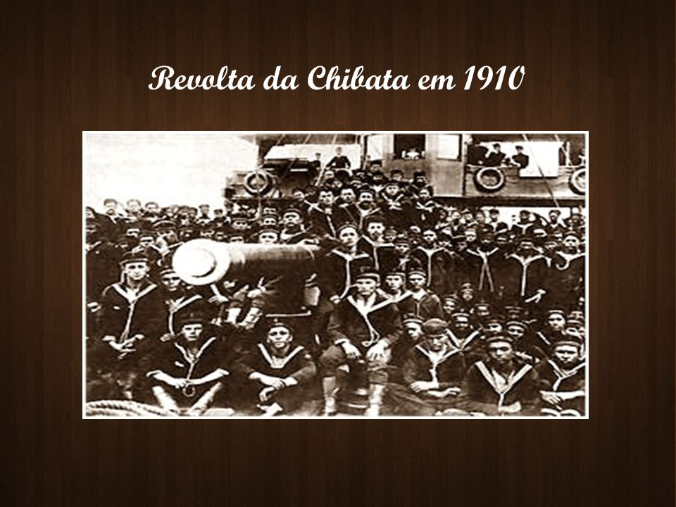 Revolta da Chibata em 1910