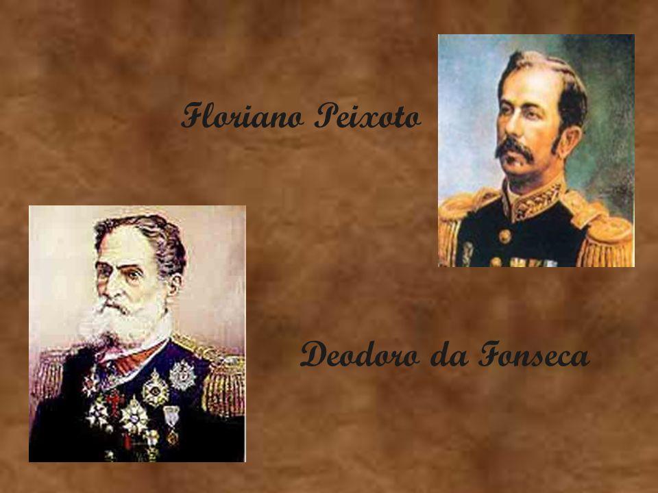 Floriano Peixoto Deodoro da Fonseca
