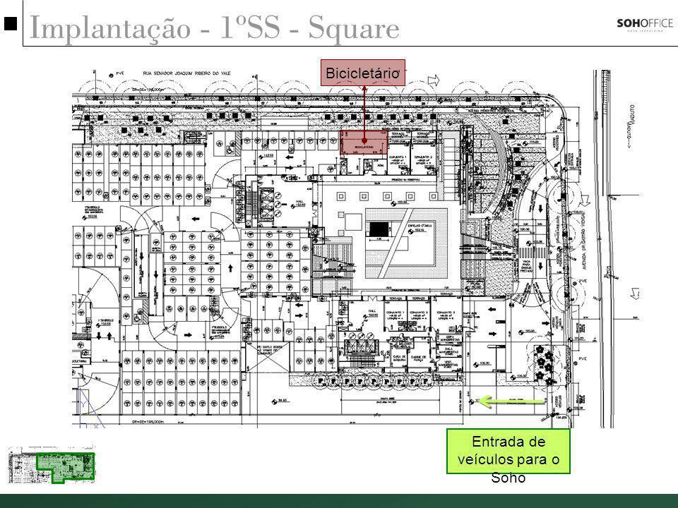 Implantação - 1ºSS - Square