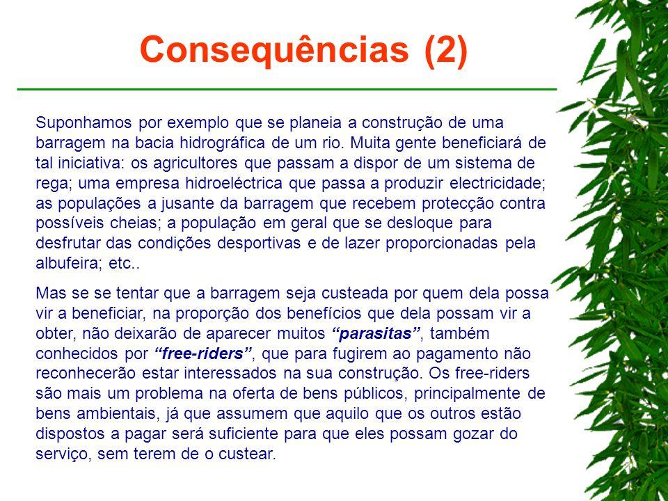 Consequências (2)