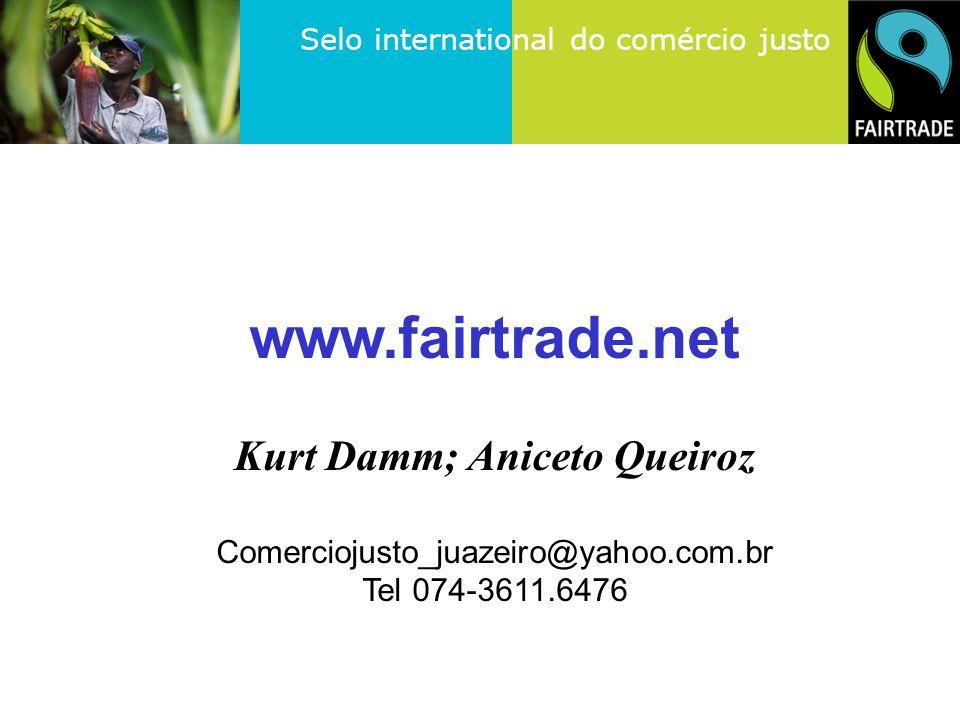 Kurt Damm; Aniceto Queiroz