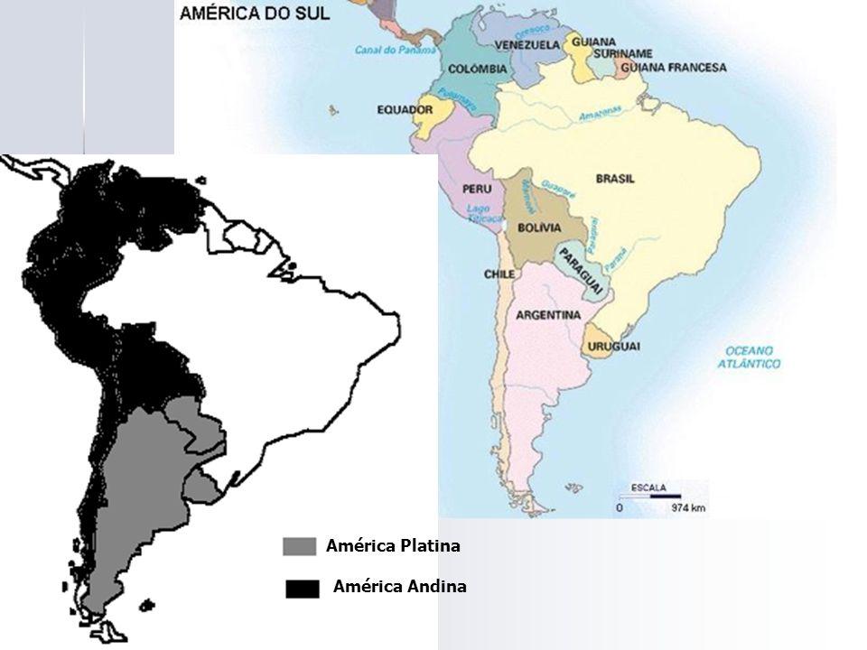 América Platina América Andina