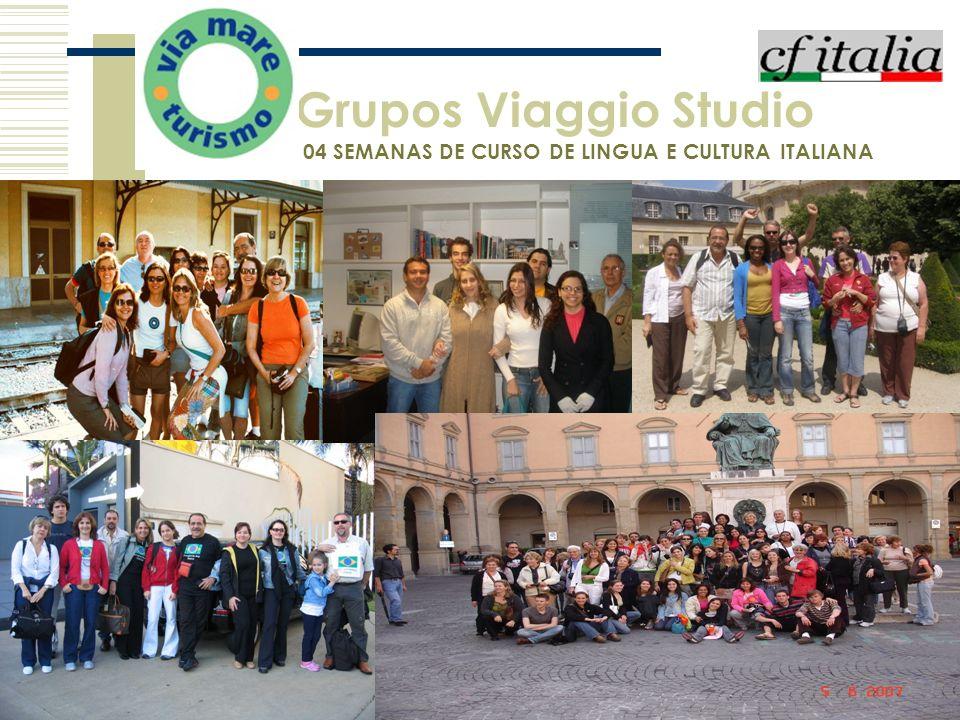 4 04 SEMANAS DE CURSO DE LINGUA E CULTURA ITALIANA