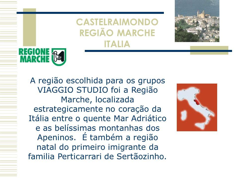 CASTELRAIMONDO REGIÃO MARCHE