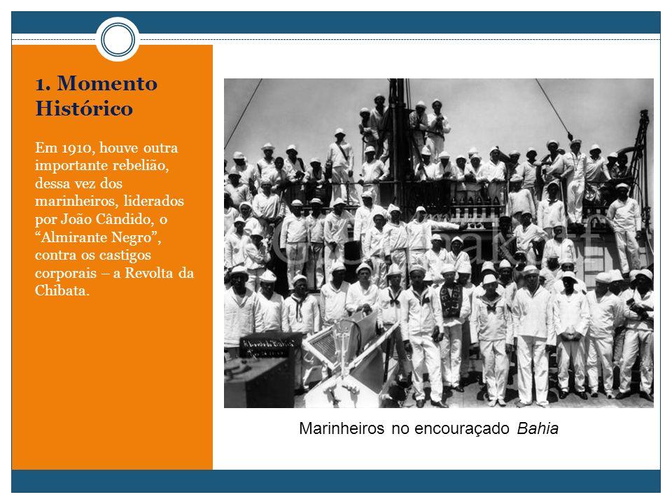 Marinheiros no encouraçado Bahia