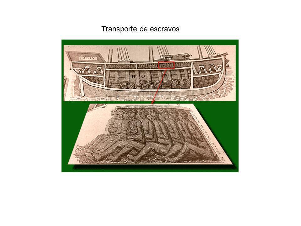 Transporte de escravos