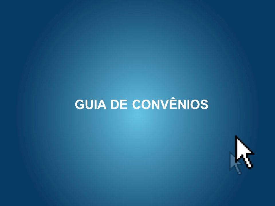 GUIA DE CONVÊNIOS