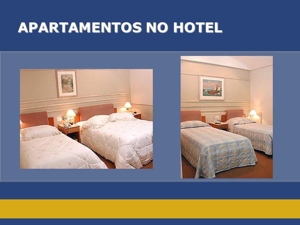 APARTAMENTOS NO HOTEL
