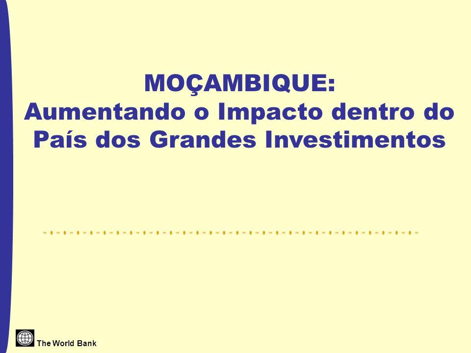 Aumentando o Impacto dentro do País dos Grandes Investimentos