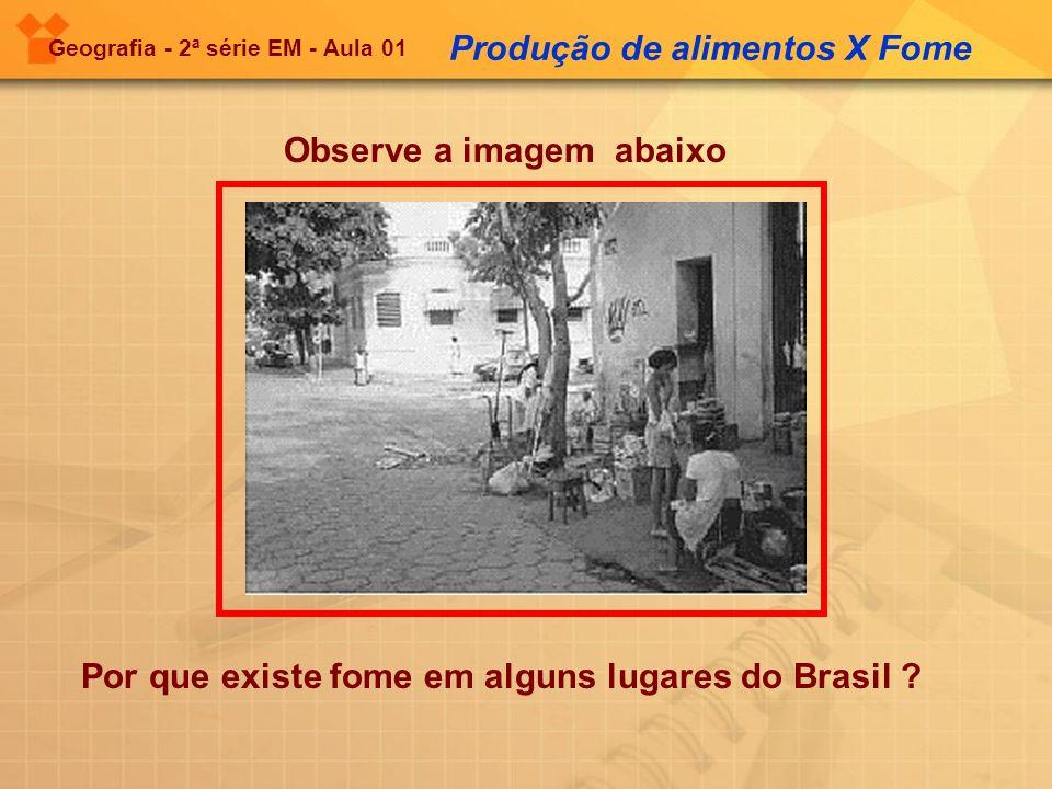 Geografia - 2ª série EM - Aula 01