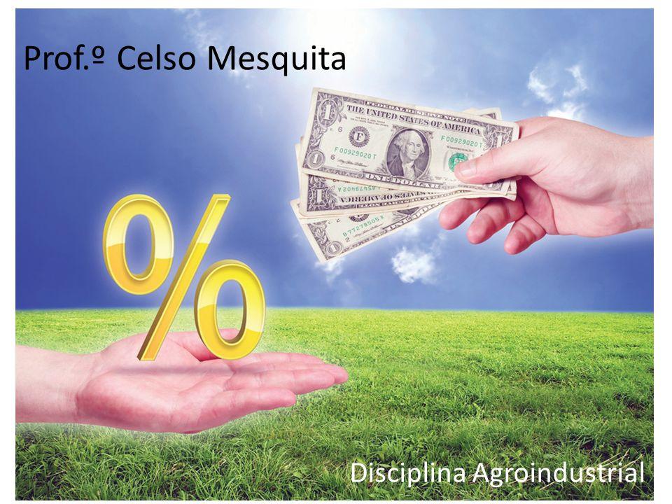 Disciplina Agroindustrial