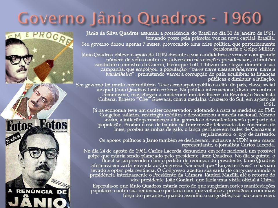 Governo Jânio Quadros - 1960