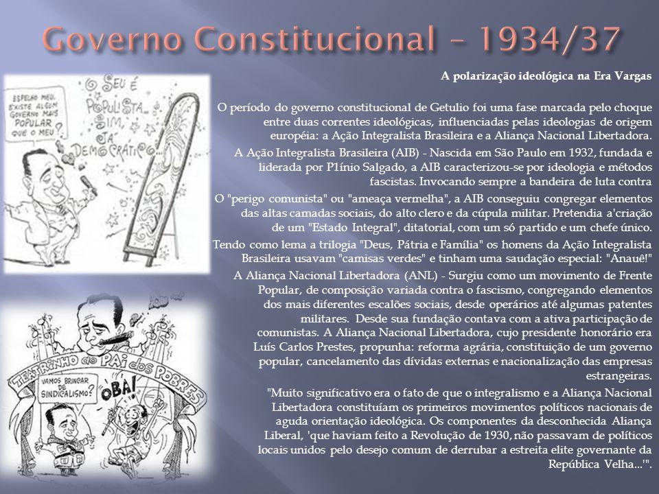 Governo Constitucional – 1934/37