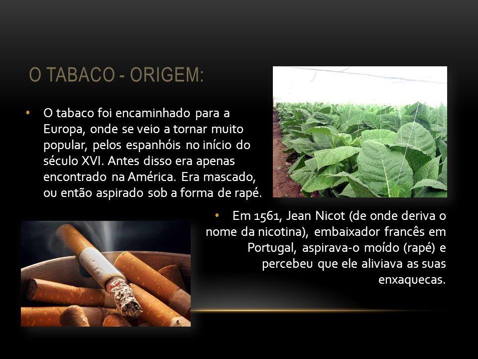O Tabaco - Origem: