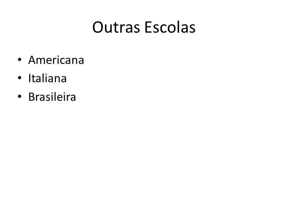 Outras Escolas Americana Italiana Brasileira