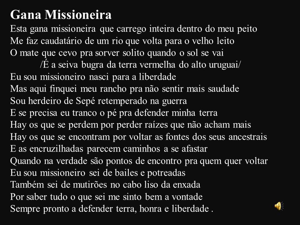 Gana Missioneira