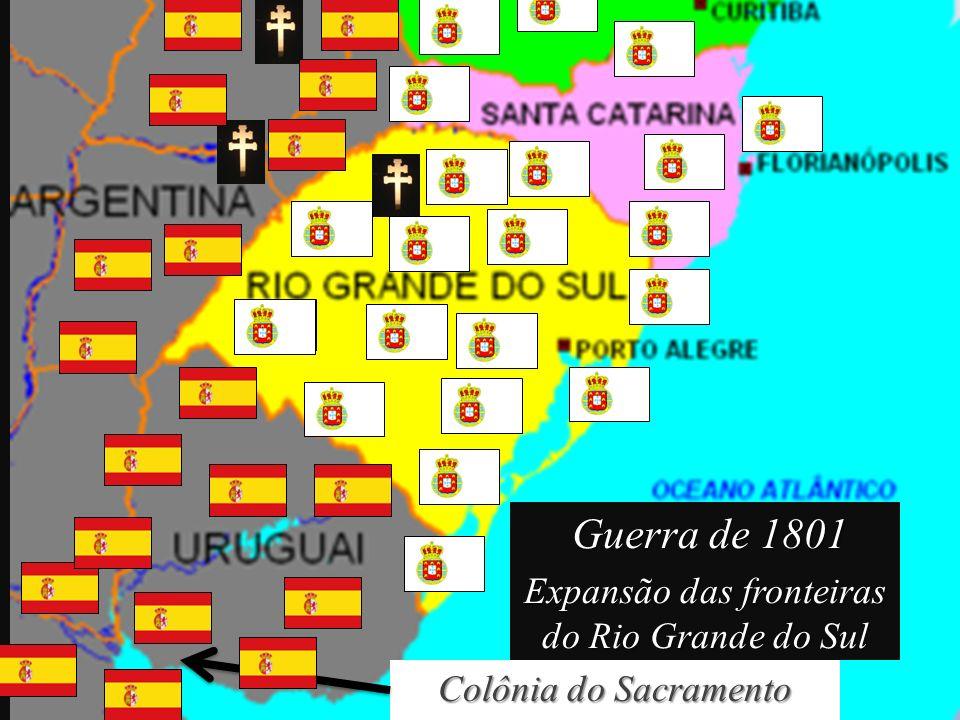Expansão das fronteiras do Rio Grande do Sul