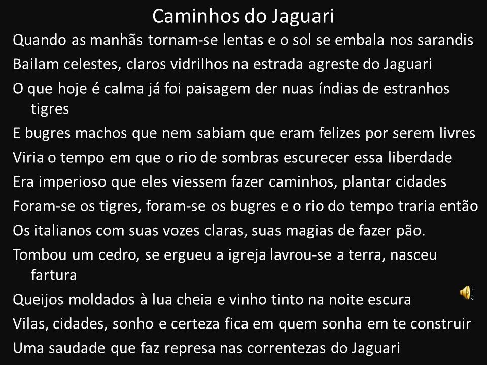 Caminhos do Jaguari